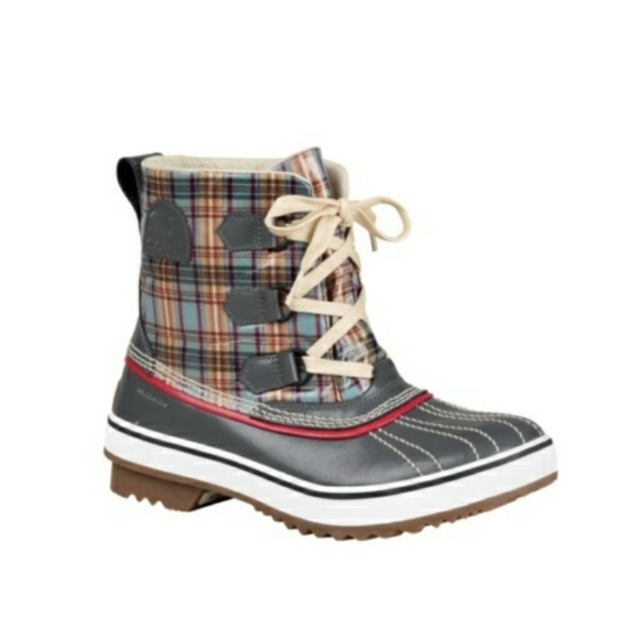 56429d75841b0 Sorel *Plaid Duck Boots